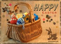 Free eCards - A Special Easter Basket Just,