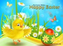 Free eCards - Best Easter Wishes,