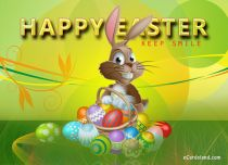 Free eCards - Cheerful Easter,