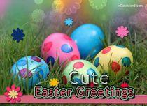 eCards Easter Cute Easter Greetings, Cute Easter Greetings