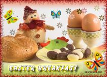 Free eCards - Easter Breakfast,