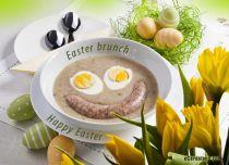 eCards - Easter Brunch,