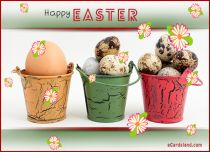 Free eCards - Easter Eggs,