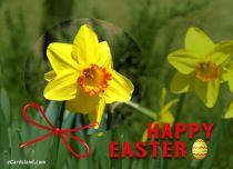 Free eCards - Easter Flower,