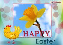 eCards Easter Easter Flower, Easter Flower
