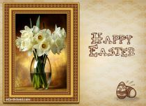 Free eCards - Easter Flowers,