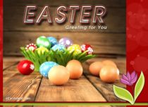Free eCards - Easter Greeting for You,