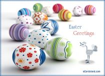 eCards  Easter Greetings,