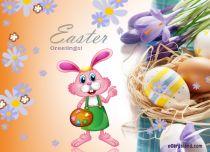 eCards - Easter Greetings eCard,