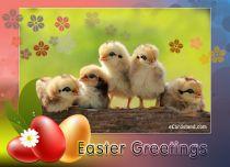 Free eCards - Easter Greetings eCard,