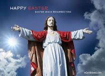 eCards Easter Easter Jesus Resurrection, Easter Jesus Resurrection