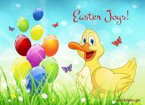 eCards Easter Easter Joys, Easter Joys