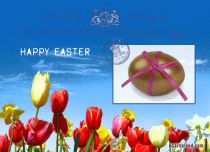 eCards Easter Easter Post Card, Easter Post Card