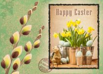 Free eCards, Easter cards messages - Easter Post Card,