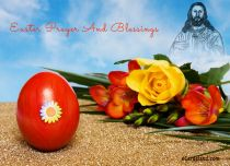 Free eCards - Easter Prayer And Blessings,