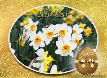 eCards  Easter Souvenir,