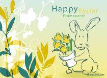eCards Easter Easter Surprise, Easter Surprise