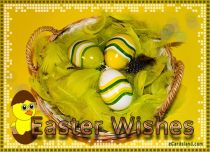eCards  Easter Wishes,