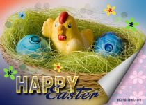 eCards  Easter Wishes Card,