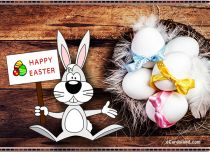 eCards Easter Easter Wishes Card, Easter Wishes Card