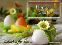 eCards  Easter Wishes for You,