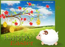 eCards  Green Easter,