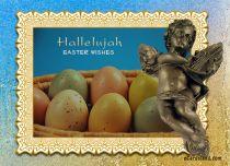 eCards Easter Hallelujah, Hallelujah