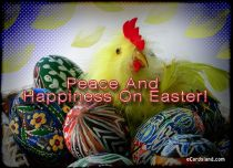 eCards Easter Happiness on Easter, Happiness on Easter