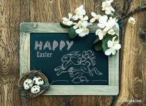 eCards  Happiness on Easter,