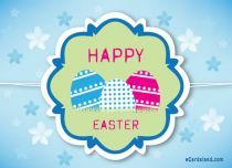 Free eCards - Happy Easter eCard,