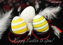 eCards Easter Happy Easter to You, Happy Easter to You