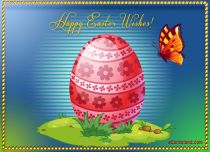 eCards Easter Happy Easter Wishes, Happy Easter Wishes