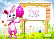 eCards  Joyful Wishes On Easter,