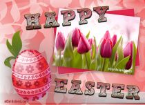 eCards Easter Joyful Wishes On Easter, Joyful Wishes On Easter