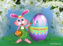 Free eCards - Message In An Easter Egg,