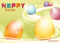 Free eCards - Painted Eggs for You,