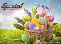 Free eCards, Easter cards messages - Special Easter,