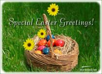 eCards Easter Special Easter Greetings, Special Easter Greetings