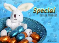 eCards  Special Easter Wishes,