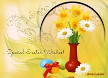 Free eCards - Special Easter Wishes,