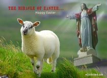 Free eCards, Funny Easter cards - The Miracle Of Easter,