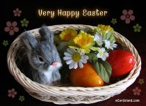 eCards  Very Happy Easter,