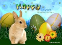 eCards Easter Wishes For Someone, Wishes For Someone