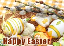 eCards Easter Wishes For You, Wishes For You