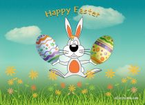 Free eCards - Easter Bunny,