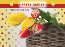 eCards Easter Easter Flowers, Easter Flowers