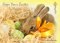 Free eCards - Hope Your Easter Is Happy,