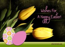 Free eCards - Wishes For A Happy Easter,