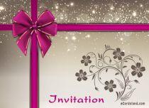 Free eCards Invitations - Invitation,