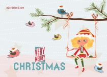 Free eCards - Very Merry Christmas,
